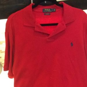 Polo Custom Fit Large short sleeve shirt